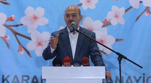 Bakan Soylu: Resmen PKK tarafından CHP İzmir listelerine itelenmiş 14 kişi var