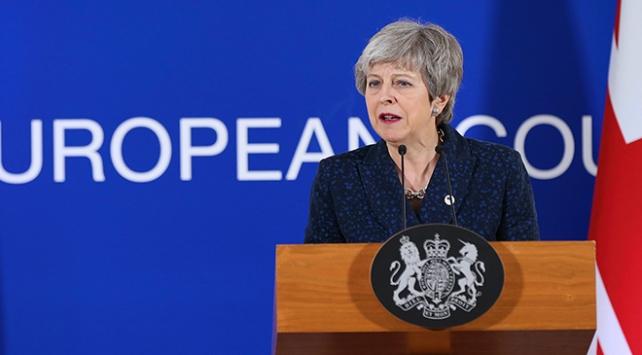 İngiltere Başbakanı May: Anlaşmalı bir ayrılık için her türlü çabayı göstereceğim