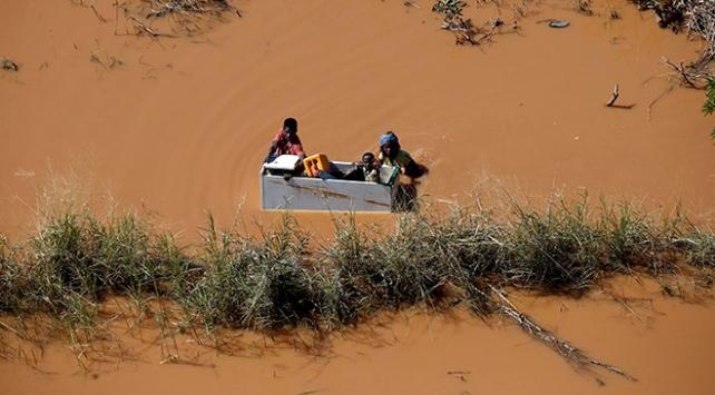 Afrikanın güneyini vuran Idai Kasırgasında ölü sayısı 500ü geçti