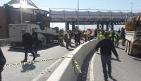 İzmir'de down sendromlu öğrencileri taşıyan servis devrildi: 20 yaralı
