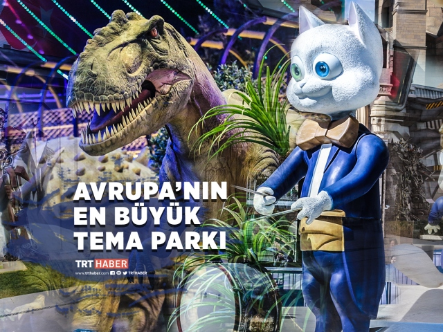 Ankara'nın macera dolu parkı: Ankapark