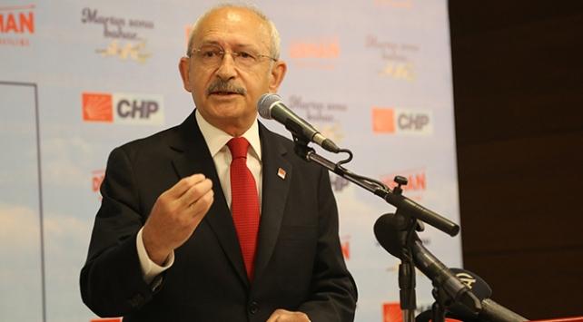 Kılıçdaroğlu: Vatandaşı partilerine göre ayırmak doğru değil