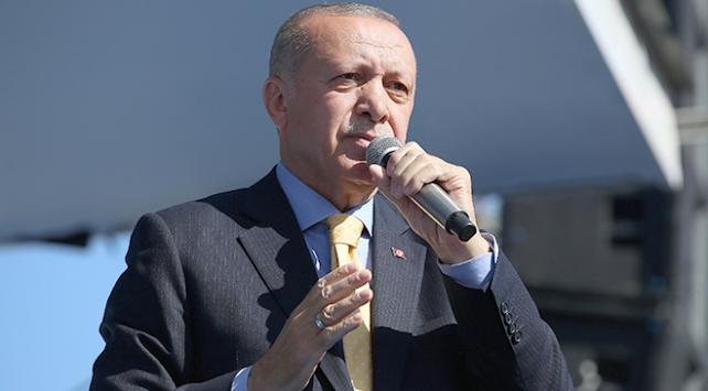 Cumhurbaşkanı Erdoğan: Sonuna kadar Golan Tepelerinin takipçisi olacağız