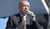 Cumhurbaşkanı Erdoğan: Sonuna kadar Golan Tepeleri'nin takipçisi olacağız