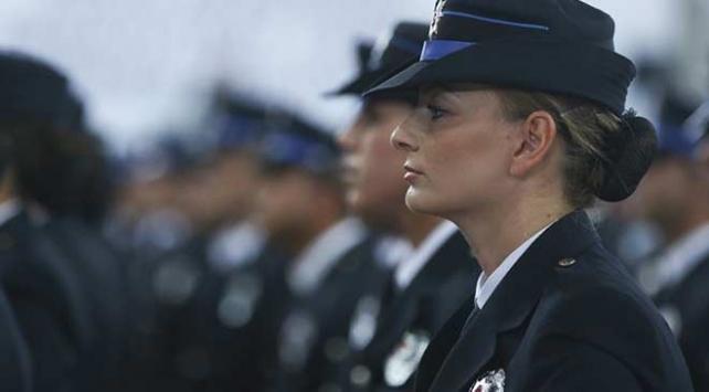 Güven masalarında çalışmak için 2 bin 500 kadın polis alınacak