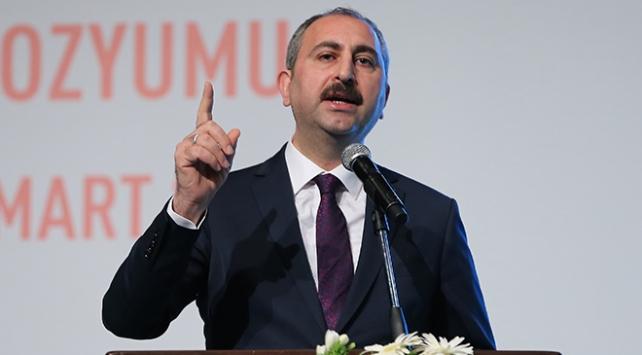 Adalet Bakanı Gül: Seçimlere karışmayan bir IMF kalmıştı