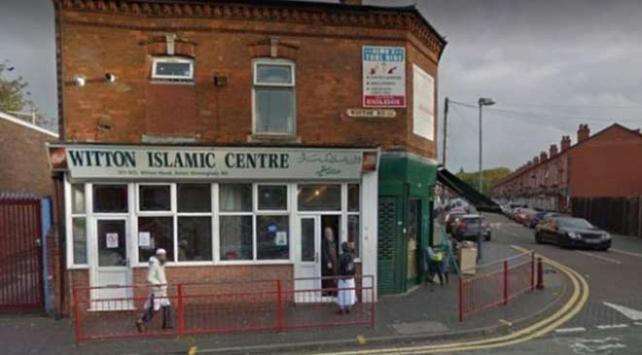 İngilteredeki cami saldırısına 2 gözaltı