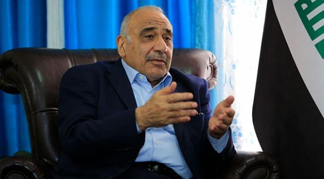 """Irak Başbakanından, meclise """"Musul valisini görevden alın"""" çağrısı"""