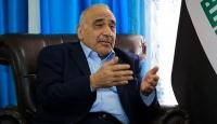 """Irak Başbakanı'ndan, meclise """"Musul valisini görevden alın"""" çağrısı"""
