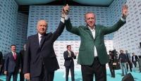 Cumhur İttifakı'nın ikinci ortak mitingi bugün Ankara'da