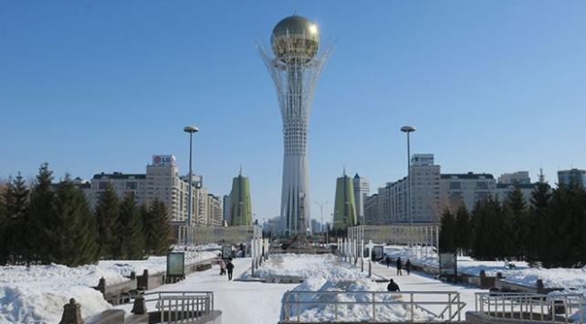 Kazakistanın başkenti Nur-Sultan oldu