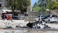 Eş-Şebab Somali'de bakanlık binasına saldırdı: 5 ölü