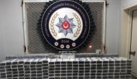 Bitlis'te 9 bin 870 paket kaçak sigara ele geçirildi