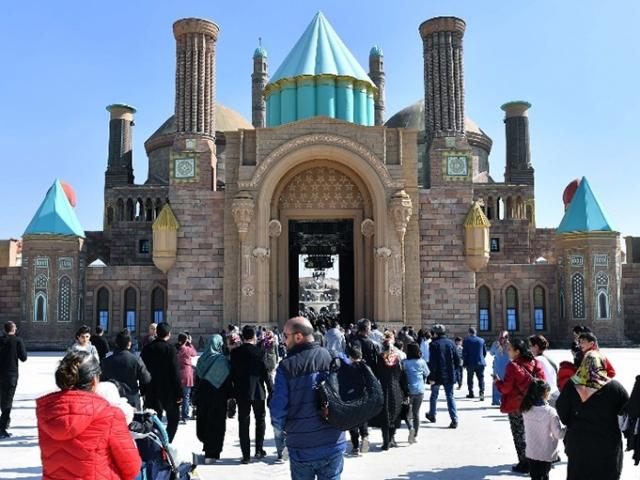Ankapark'ı 3 günde 1 milyondan fazla kişi ziyaret etti