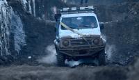 Erzurum'da Off-Road heyecanı sürüyor