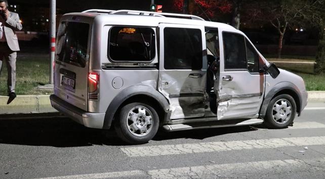 Elazığda düğün dönüşü kaza: 9 yaralı