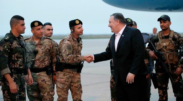 ABDnin Lübnan ordusuna desteği devam edecek