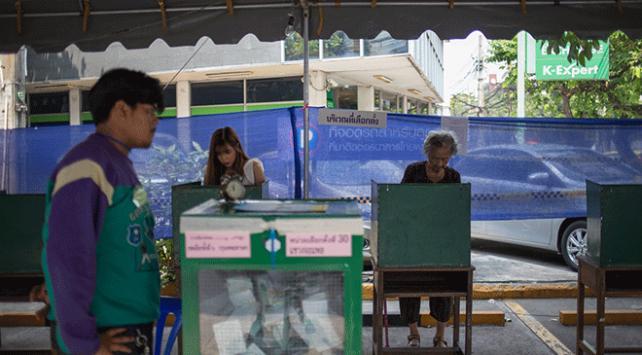 Taylandda darbeden sonraki ilk genel seçim