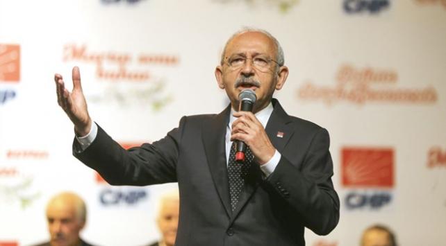 CHP Genel Başkanı Kılıçdaroğlu İstanbulda seçmene seslendi