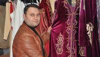Elbistan'dan 6 ülkeye bindallı ve kaftan