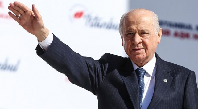 Devlet Bahçeli: İstanbulda PKKya geçit yoktur, FETÖye müsamaha yoktur