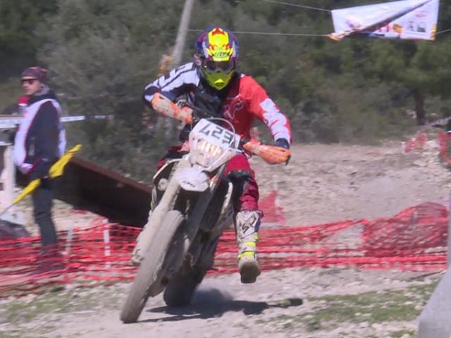 Türkiye Enduro ve ATV Şampiyonası'nın ilk etabı İzmir'de yapıldı