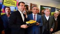 CHP'nin İstanbul adayı İmamoğlu: Ben taksicinin yanındayım