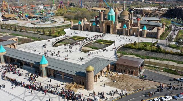 """""""Wonderland Eurasia""""ya 4 günde 1 milyon 700 bin ziyaretçi"""