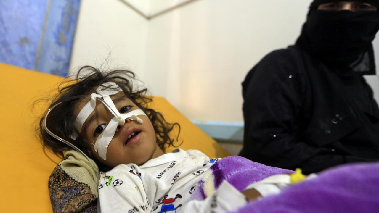 Yemende kolera salgınından ölenlerin sayısı 190a yükseldi