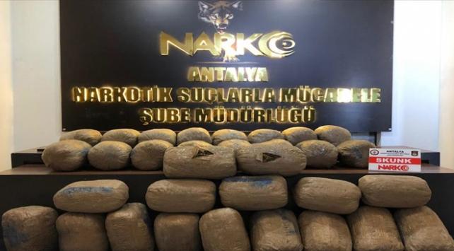 Narkotimler zehir tacirlerine göz açtırmadı