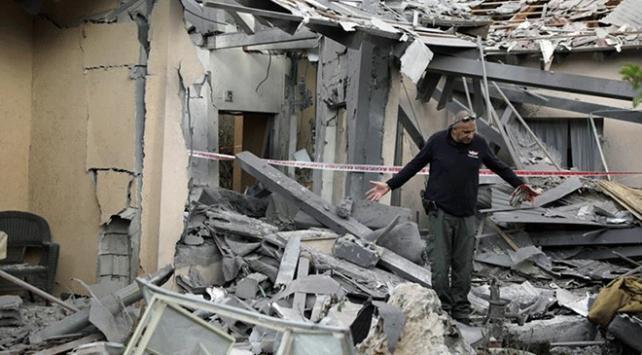 Hamas, Tel Avive roket attıkları iddialarını reddetti