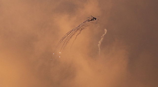 İsrail Gazzeyi vuruyor