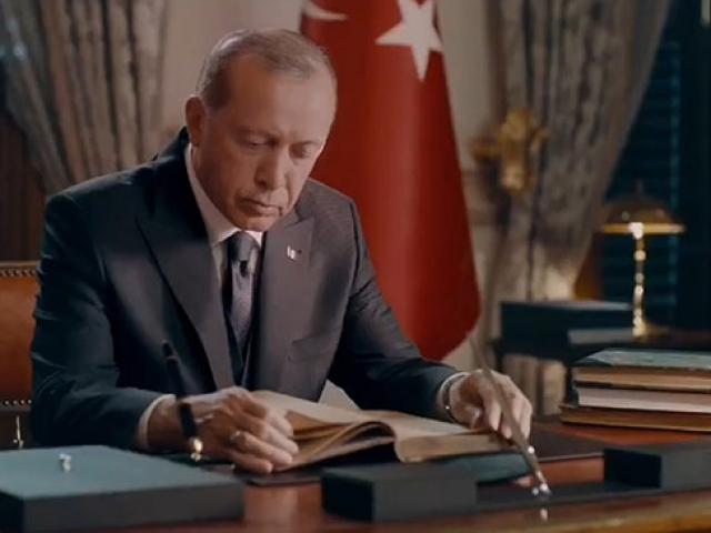 Cumhurbaşkanı Erdoğan'dan Kütüphaneler Haftası'na özel klip