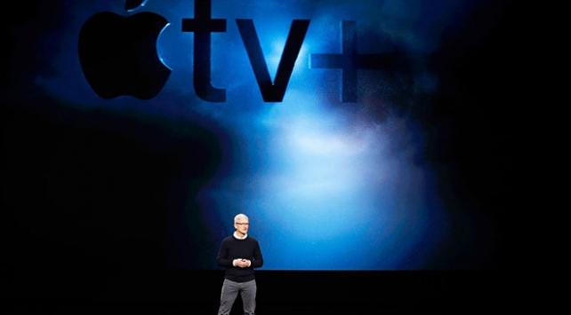 """Apple dizi ve film platformu """"Apple TV Plus""""ı tanıttı"""