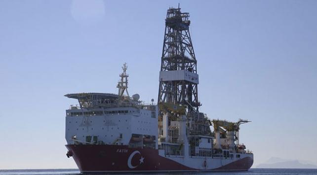 Enerji ve Tabii Kaynaklar Bakanı Dönmez: Sondaj gemisinden bir iki hafta içerisinde netice alacağız