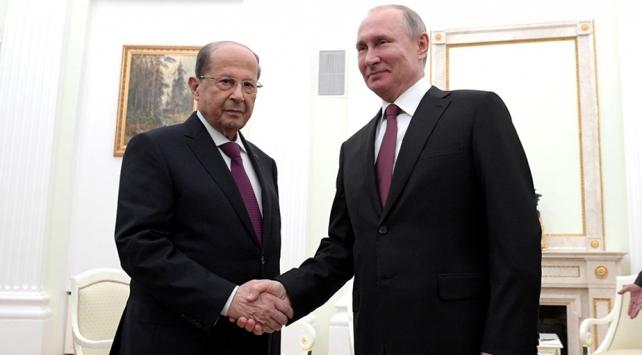 Rusya ve Lübnandan ortak Suriye açıklaması