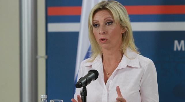 Rusya Dışişleri Bakanlığı Sözcüsü: Rus askerleri anlaşma gereği Venezuelada