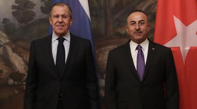 Rusya Dışişleri Bakanı Lavrov Türkiyeye geliyor