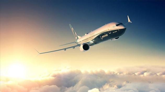 Boeing 737 MAX için bir yazılım güncellemesi duyurdu
