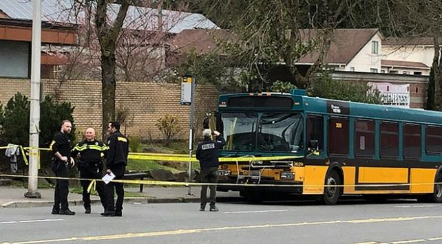 ABDde silahlı saldırı: 2 ölü