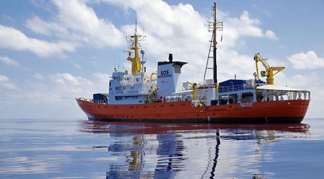 ABnin Akdenizdeki kurtarma çalışmalarında gemi devriyesi olmayacak