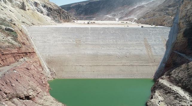 Türkiyenin ikinci büyüğü Silvan Barajı bu yıl sonunda su tutacak