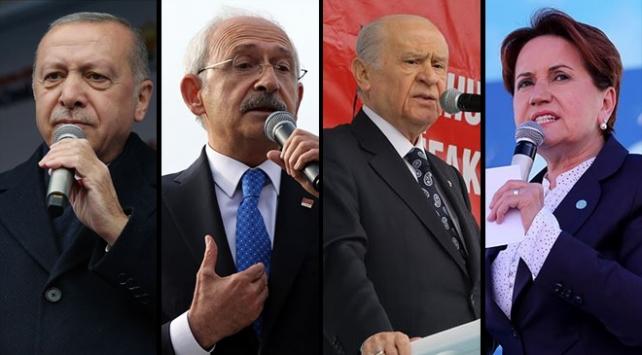 Liderler 31 Mart için yoğun mesai harcadı