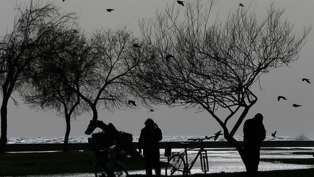 İstanbula şiddetli fırtına uyarısı