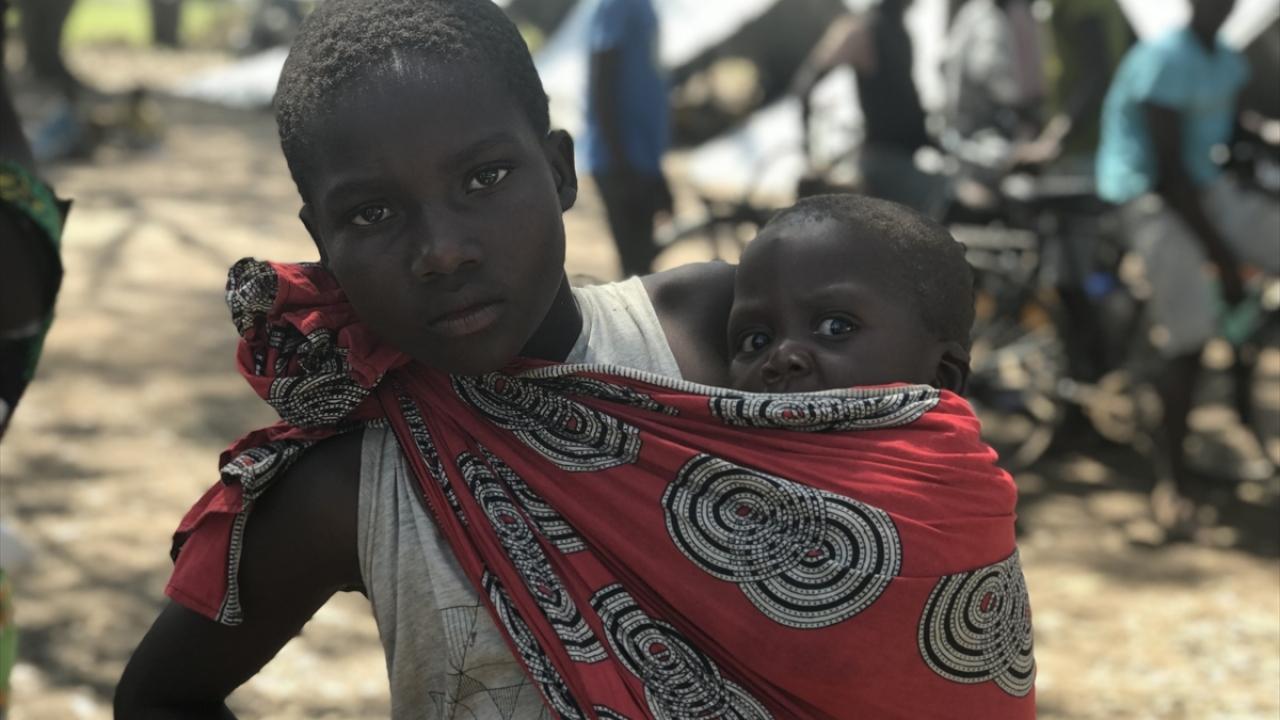 TİKAdan Mozambike yardım eli