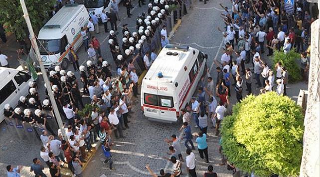 Şanlıurfada bir hafta gösteri ve yürüyüşler yasaklandı