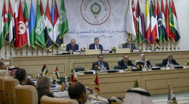 Arap Birliğinden ABDnin Golan kararına tepki