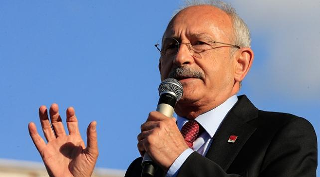 Kılıçdaroğlu: Ülkemizin geleceği için sandığa gideceğiz