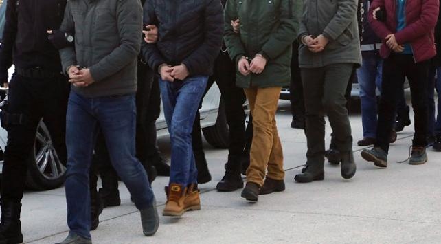 14 ildeki FETÖ operasyonunda 6 kişi tutuklandı