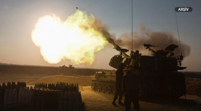 İsrail Gazzeyi bombaladı